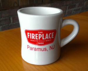 the fireplace mug