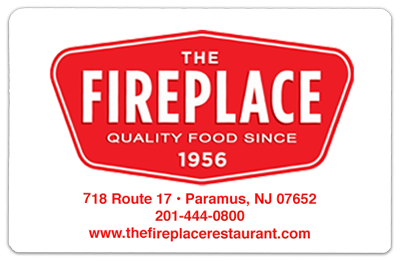 the fireplace gift cards